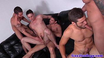 Gay orgia amigos